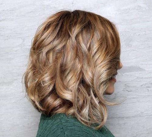 pelo castaño ceniza con reflejos pelo de caramelo