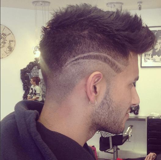 peluquería peinado 5 522