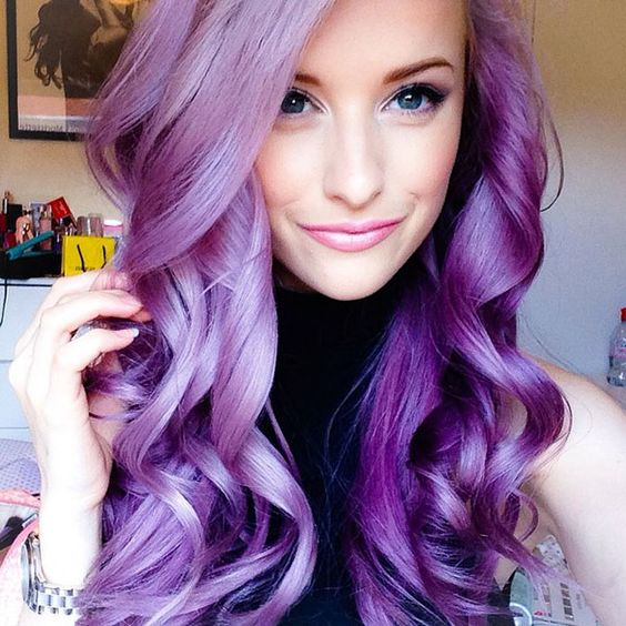 -largas-modelos de pelo diferente a todo color