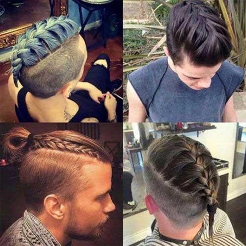 Los hombres peinados-23
