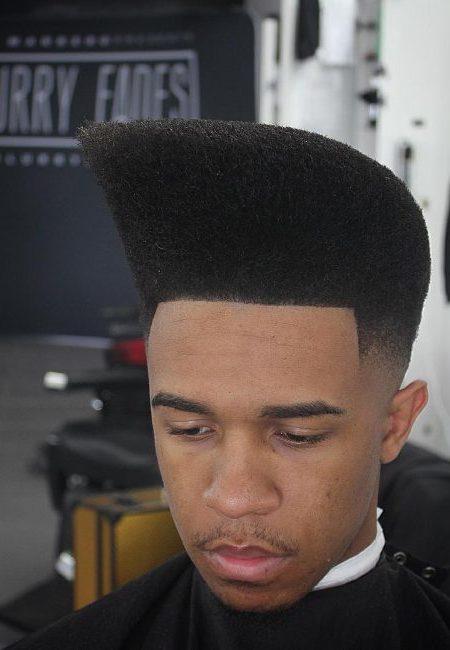 Corte de pelo hombre sombreado 2017