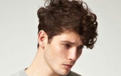 Los mejores estilos de rizado / ondulado del pelo y cortes para hombres