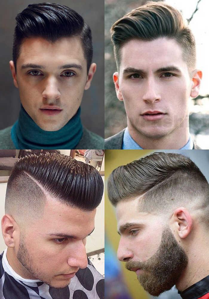 Corte de pelo pompadour paso a paso