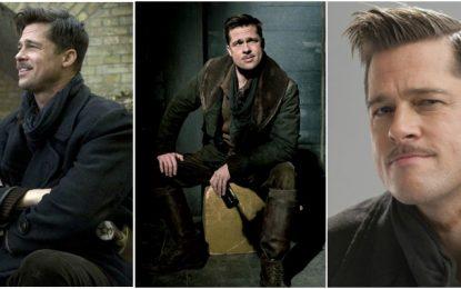 Cómo obtener Peinado de Brad Pitt