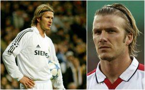 David Beckham diadema