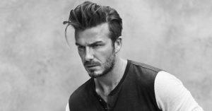 David Beckham copete