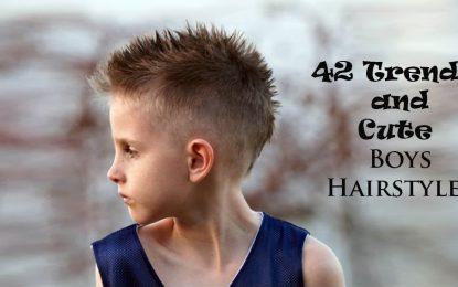 42 Niños de moda y peinados lindos para el 2016