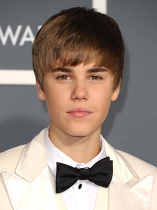 Justin Bieber corte de pelo 2013