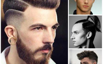 2016 Ideas de moda del peinado para hombres