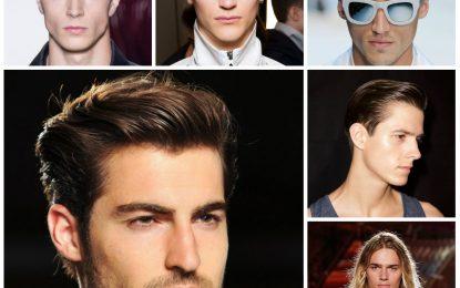 2016 peinados pista Inspirado para Hombres