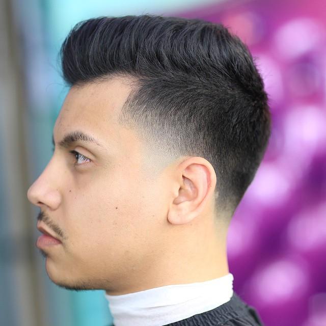 peinado de textura