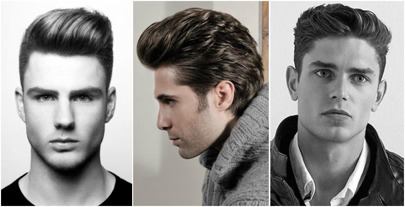 quiff mejores estilos de textura del pelo para los hombres