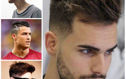 Los peinados de moda 2016 Undercut hombres