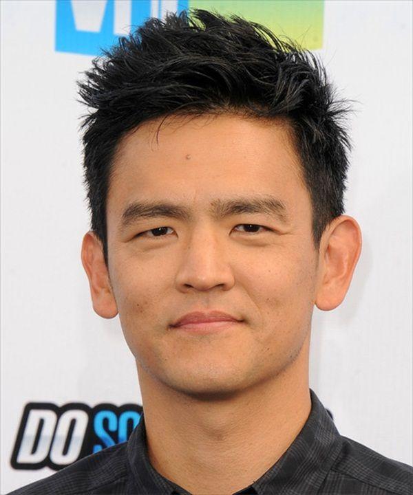 cortes de pelo corto para los hombres de Asia