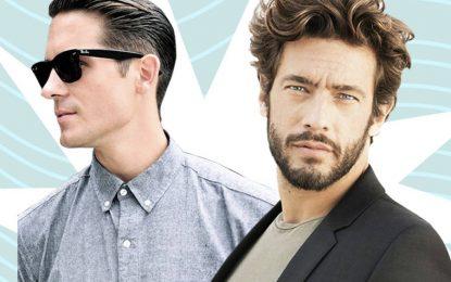 Estos cortes de pelo para los hombres que nos seducen